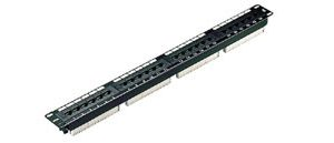 Excel Cat6 Patch Panel 24 Way