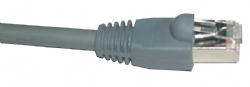 Excel Cat6a Patch Lead Grey