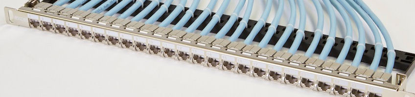 Excel Cat6a Patch Panel