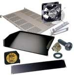 Network cabinet accessories