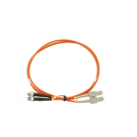 OM2 50/125 Fibre Patch Lead