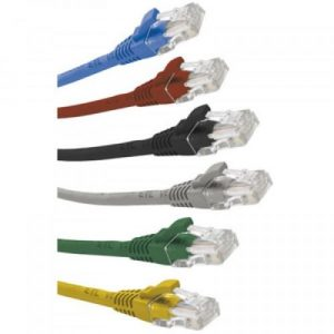 network patch leads cat 5e